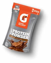 Gatorade G Series Recover Whey Protein Powder Single Serve