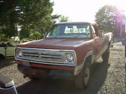Moparmaniac14 1973 Dodge W-Series Pickup Specs, Photos, Modification ...