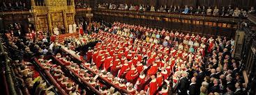 la chambre des royaume uni la chambre haute britannique déborde de