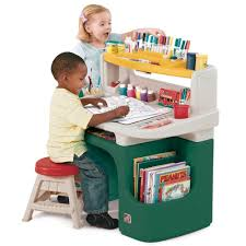 amazon com step2 art master activity desk for toddlers kids