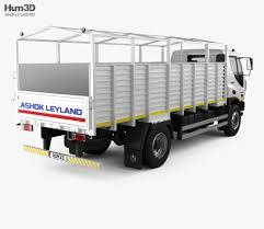 100 Model Toy Trucks Ashok Leyland Boss Tipper Truck 2015 3D Model Vehicles On Hum3D