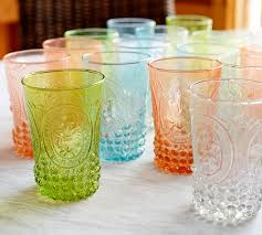 Victorian Tumblers Set of 4