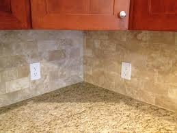 travertine subway tile backsplash installation ta florida