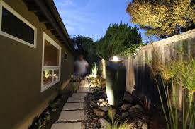 Lighting A Mid Century Modern Garden Design