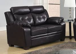Rana Furniture Living Room by Sofa U0026 Loveseat In Chocolate Pu By Global W Options