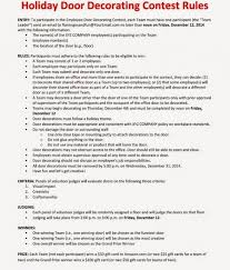Christmas Cubicle Decorating Contest Rules by Image For Christmas Door Decorating Contest Rules Christmas And