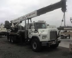 100 Boom Truck Pro Lift Crane Service