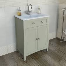 Self Rimming Rectangular DropIn Bathroom Sink With Overflow