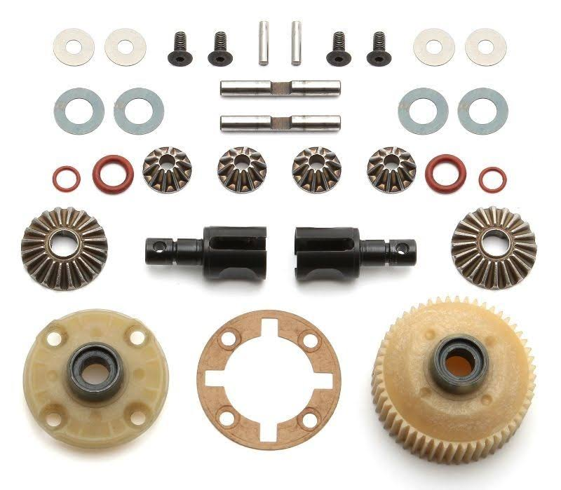Associated Electronics 91461 B5 Gear Diff Kit
