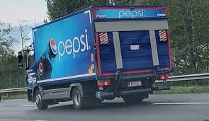 100 Truck Licence This Pepsi Truck With A PEP51 Licence Plate Mildlyinteresting
