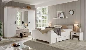 home affaire schlafzimmer set florenz ab bettgröße 140cm sind 2 nachttische enthalten in 3 verschiedenen ausführungen