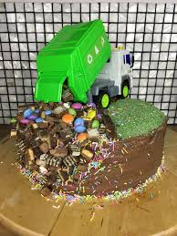 100 Garbage Truck Cakes Truck Cake Torta In 2019 Pinterest Truck Party