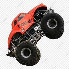 100 Monster Monster Truck Jumping On The Race Jam