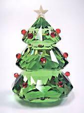 CHRISTMAS TREE GREEN CRYSTAL FESTIVE HOLIDAY 2016 XMAS SWAROVSKI 5223606