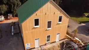 maison bois lamelle colle la maison idéale ciney construction à ossature bois massif
