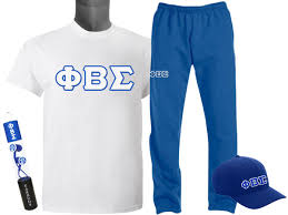 phi beta sigma sports package includes athletic pants