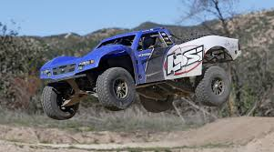 1/10 Baja Rey 4WD Desert Truck Brushless RTR With AVC, Blue ...