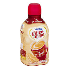Nestle Coffee Mate Original Liquid Creamer 64 OZ