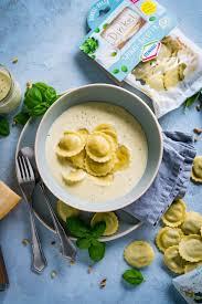 pasta alfredo weiße nudelsauce schnell und einfach