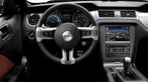 2013 Ford Mustang GT Premium Coupe review notes
