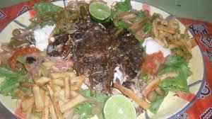 recette de cuisine avec du poisson ramadan poisson braise î saf togue î