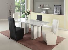 100 White Gloss Extending Dining Table And Chairs Extendable Modern Furniture Set