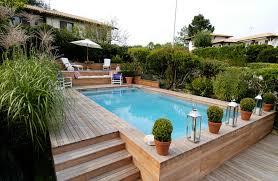 piscine semi terre bois piscine de bois search and