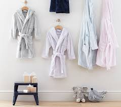 Solid Plush Robes