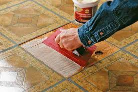 Removing Asbestos Floor Tiles Illinois by How To Repair Vinyl Flooring A Diy Guide To Fixing Kitchen Floor