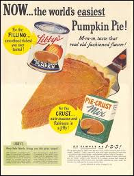 Libby Pumpkin Pie Mix Recipe Can by The Great Pumpkin Pie Lie It U0027s Actually Canned Squash Chowhound