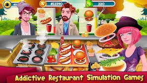 jeux de cuisine burger restaurant jeux de cuisine chef restaurant burger fièvre apk