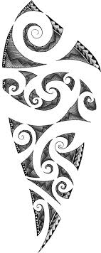 Maori Tattoo Design By ZakonKrancaSwiatadeviantart