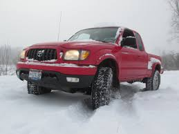 100 Trucks In Snow In Snow Tacoma World