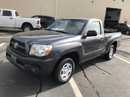 100 Used Toyota Tacoma Trucks For Sale 2011 Base Truck Regular Cab Mendon MA