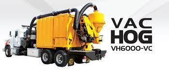 100 Vh Trucks VH 6000VC Vac Truck Waterblasting Technologies