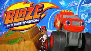 BLAZE AND THE MONSTER MACHINES Parody