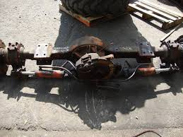 Spicer 644TT-34 LIFT TRUCK Axle Assembly, Front (Steer) #6279 - For ...