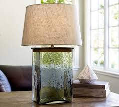Fillable Glass Lamp Ideas by Mercury Glass Table Lamp Fillable Mercury Glass Table Lamp For