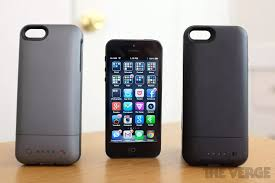 Mophie Juice Pack Air and Helium the extra battery life your