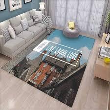 Amazoncom Live Laugh Love Room Home Bedroom Carpet Floor