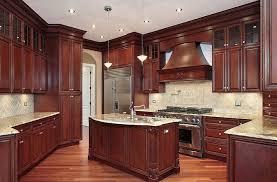 Kitchen Cabinet Hardware Dark Wood Home Design Idea