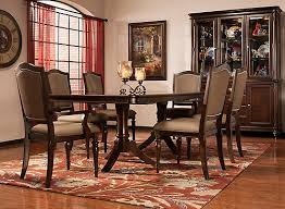 Raymour And Flanigan Discontinued Dining Room Sets by Bay City 7 Pc Dining Set Mink Raymour U0026 Flanigan