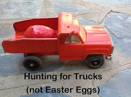100 Hunting Trucks For Not Easter Eggs One Step At A Time