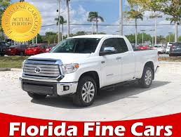 Used 2016 TOYOTA TUNDRA LIMITED Truck For Sale In HOLLYWOOD, FL ... Used Ram Dealership In Marianna Fl Bob Pforte Motors Car Dealer Orlando Winter Park Kissimmee Clermont 59 Unique Pickup Trucks For Sale Tampa Fl Diesel Dig 2017 Nissan Frontier Sv For Hn704058 Ford F 150 Xlt Truck Sale Ami 90573 Wallace Chevrolet Stuart Fort Pierce Vero Beach Tasure New Ram 1500 Near Ocala Lake City Lease Or Cars In Tallahassee Awesome Truckdome Truckss Florida Deals Walton Used Work Trucks For Sale