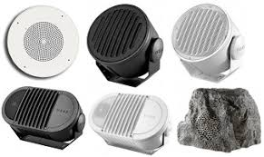 Bogen Amplified Drop In Ceiling Speakers by Paging Speakers And Commercial Sound Page Speakers Telcom Data