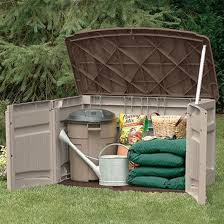 Rubbermaid Horizontal Storage Shed Canada by Horizontal Storage Shed 34 Cu Ft Horizontal Shed Suncast