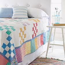 Add Instant Style To Your Bedroom With Beautiful Bed Quilts From Twin King Size These Quilt Patterns Feature A Variety Of Techniques Perfect