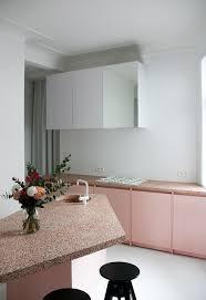 A Pink Kitchen Miss Moss