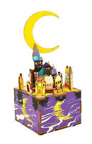 diy 3d music box wooden midsummer night dream midsummer nights