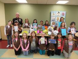 Donate Halloween Candy To Troops Tampa by Clark Scouts Celebrate Veterans Day And Support The Troops